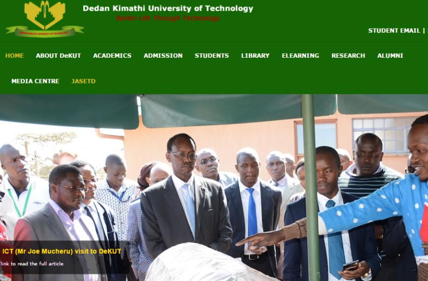 dedan-kimathi-university